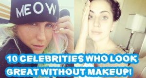 10 Celebrities Who Look Great Without Makeup | Celebrity News | Celebrity News Today