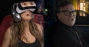 Goosebumps Virtual Reality Experience!