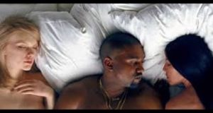 KANYE WEST'S 'FAMOUS' VIDEO+ CELEBRITIES REACT TO KANYE WEST'S 'FAMOUS' MUSIC VIDEO!