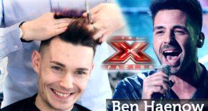 Men's hair like Ben Haenow ★ Professional hairstyling tips for men