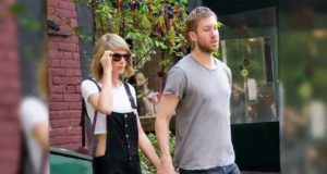 Taylor Swift & Calvin Harris Top List of Highest Paid Celebrity Couples | Splash News TV