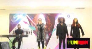 WORLD CELEBRITY NEWS JESS GLYNNE LIVE SHORT PERFORMANCE TAKE ME HOME